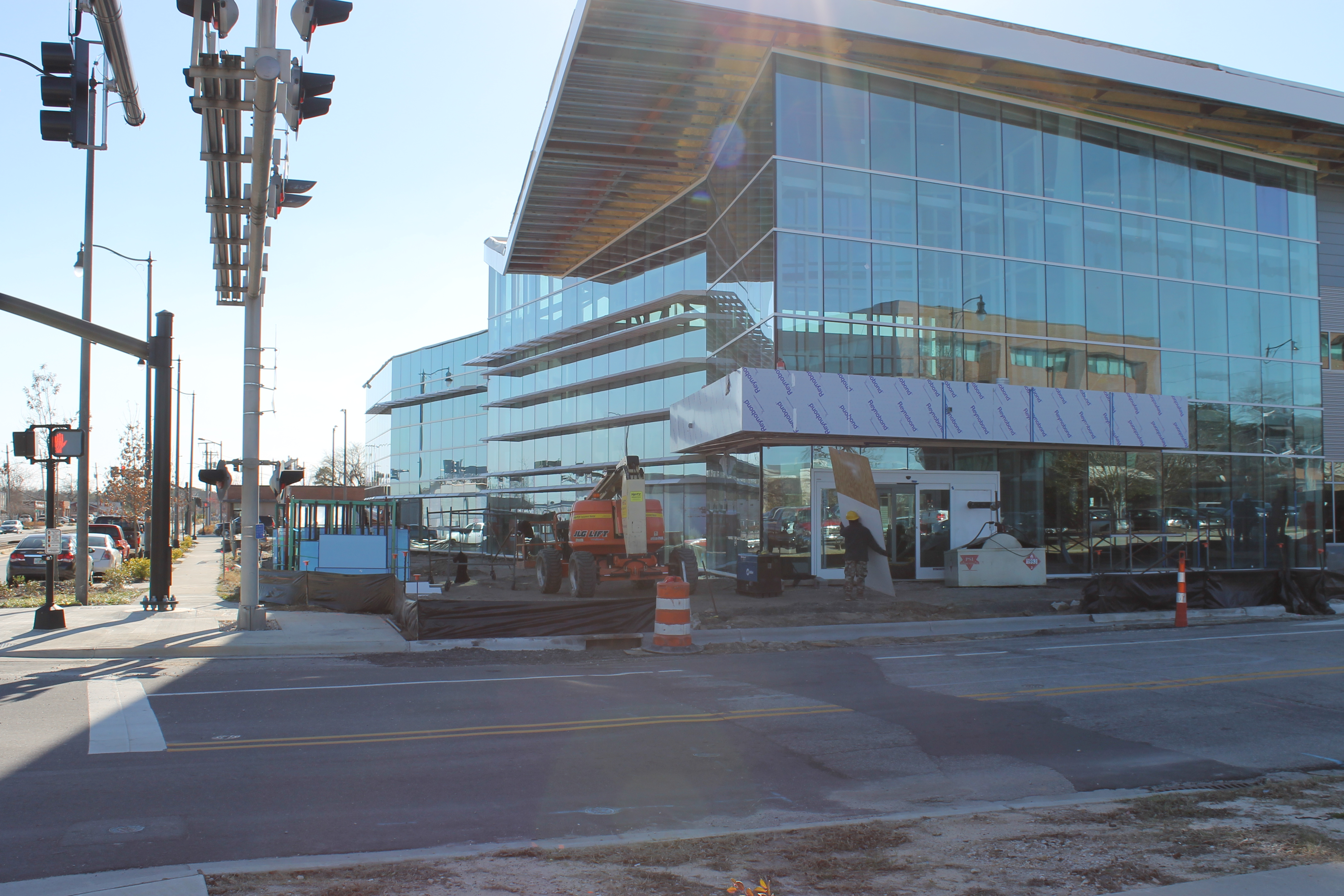 The Fast Transit Center